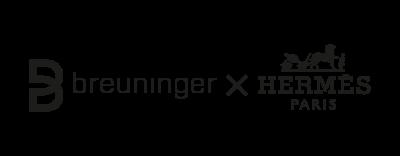 breuninger-x-hermes-logo